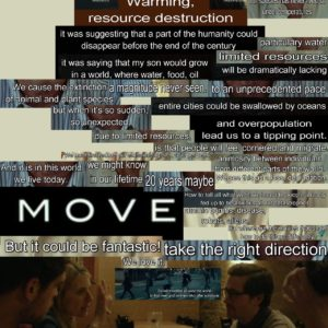 demain le film: Intro