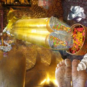 Foot massage in กาญจนบุรี