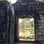 AngkorThom – Cambodia – detail: light and shade