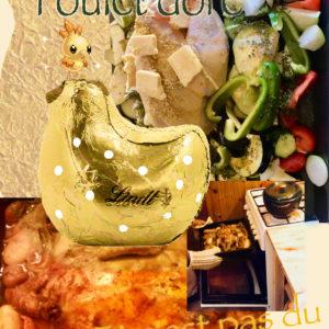 Poulet doré