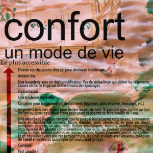 L'écolo confort, un mode de vie