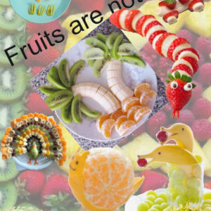 Fruits are not fun !