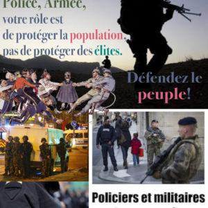 Police, Armée