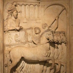 Le triomphe à la grecque