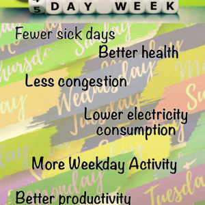 4-day workweek